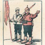 Bolscevichi amici dei tedeschi
