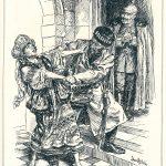 The Punch, il ratto della Russia daibolscevici, ben vista dal Kaiser