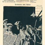 Lavoratori tedeschi in sciopero visti come traditori da Simplicissimus