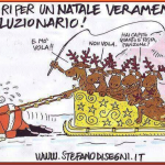 © Stefano Disegni - Pour un Noël vraiment révolutionnaire