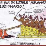 © Stefano Disegni, Pour un Noël vraiment révolutionnaire