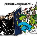 Ismail Dogan - Entrata della Turchia in Europa