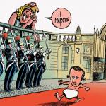 © Chapatte – Macron Président