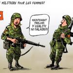 © Chapatte - Egalité