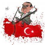 © Ramses - rpressione in Turchia