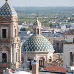 les toîts du monastère San Benedetto