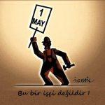 """© Ismail Dogan - """"Ceci n'est pas un travailleur"""" - Questo non è un lavoratore"""" - """"This is not a worker"""""""
