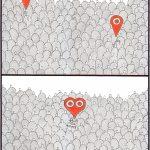 "RICCIARDI Leslie- ""Amore di Google map"""