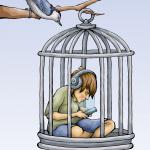 "ZINS Mary- ""Prigioniero"""