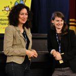 Marilena Nardi e Anne Derenne